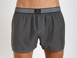 Diesel Fred Classic Boxer Shorts Black