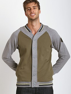 Diesel Dodgi Sweat Shirt Olive