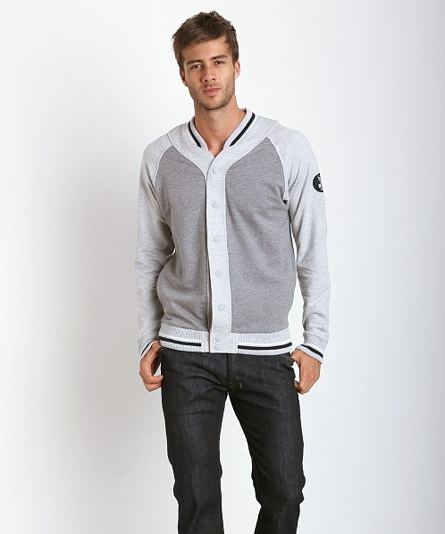 Diesel Dodgi Sweat Shirt Grey