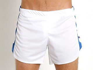 Complete the look: American Jock Sprint Running Short w/Built-In Jock White/Royal