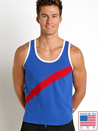 American Jock Sprint Decathlon Tank Royal