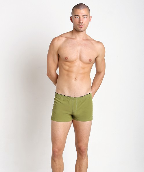 Private Structure Utopia Boxer Shorts Army