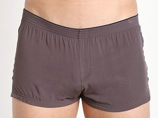 Private Structure Utopia Boxer Shorts Dark Grey