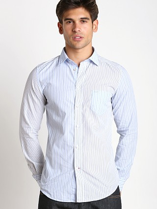 Complete the look: Diesel S-Surfers Shirt Blue