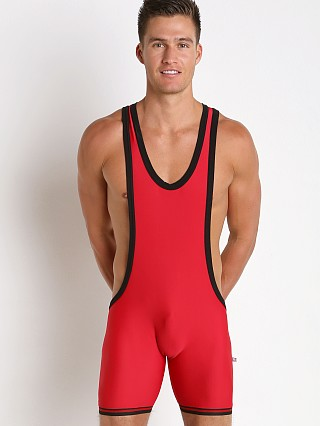 You may also like: American Jock GYM Zephyr Wrestling Singlet Red