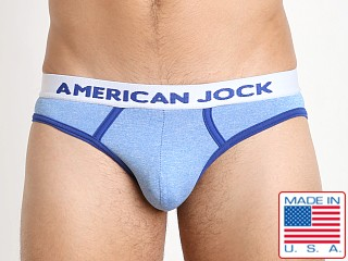 American Jock Olympic Backless Brief Royal