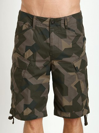 Complete the look: G-Star Raw Cargo Rovic Camo Shorts Raw Grey