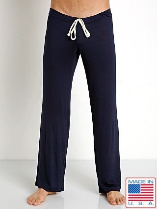 N2N Bodywear Lounge Sleeper Pant Navy