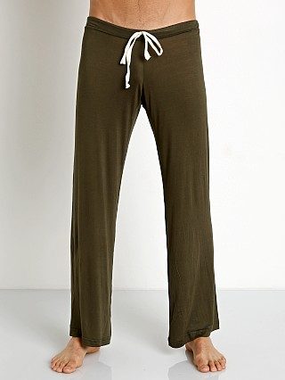 Complete the look: N2N Bodywear Lounge Sleeper Pant Olive
