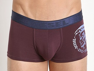 Complete the look: Diesel Mohican Hero Boxer Plum