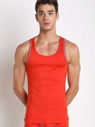 Complete the look: Diesel Motion Division Cool 360 Microfiber Tank Top Red