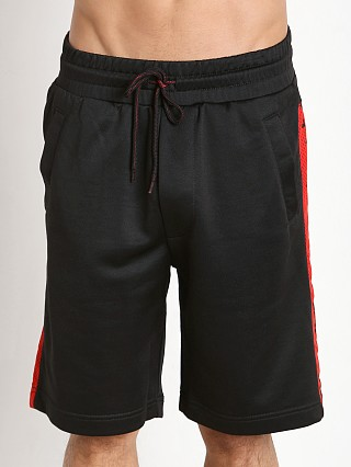 Complete the look: Diesel Motion Division Mariny Shorts Black