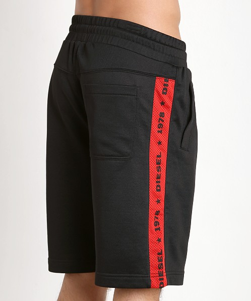 Diesel Motion Division Mariny Shorts Black
