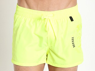 Diesel Quick Dry Sandy Shorts Fluorescent Yellow