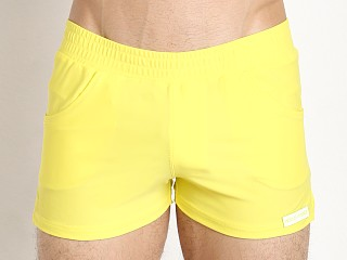 Modus Vivendi Neon Swim Shorts Yellow