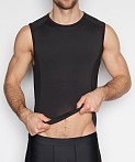 C-IN2 Grip Athletic Strong Arm Shirt Black, view 1