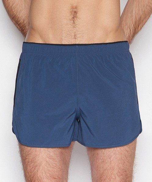C-IN2 Grip Athletic Run Short Abyss Navy