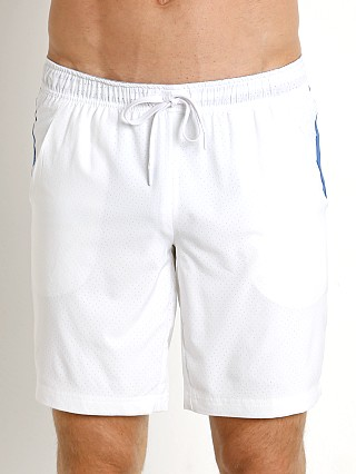 Complete the look: 2xist Varsity Modern Sport Mesh Shorts White