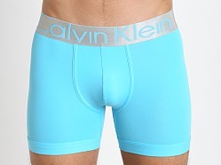 Calvin Klein Steel Micro Boxer Brief Blue Atoll