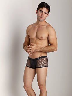 Gregg Homme Beyond Doubt Mesh Boxer Briefs Black