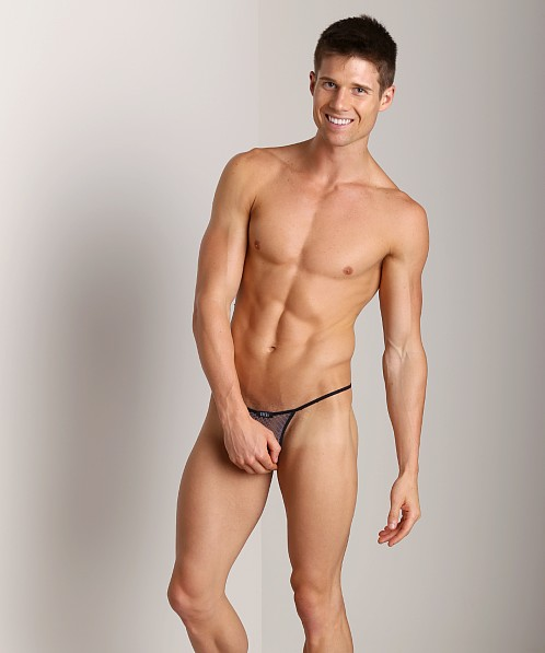 Gregg Homme Beyond Doubt Mesh String Pewter