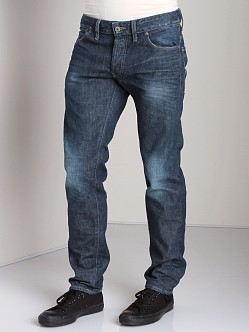 G-Star 3301 Low Tapered Jeans Red Listing