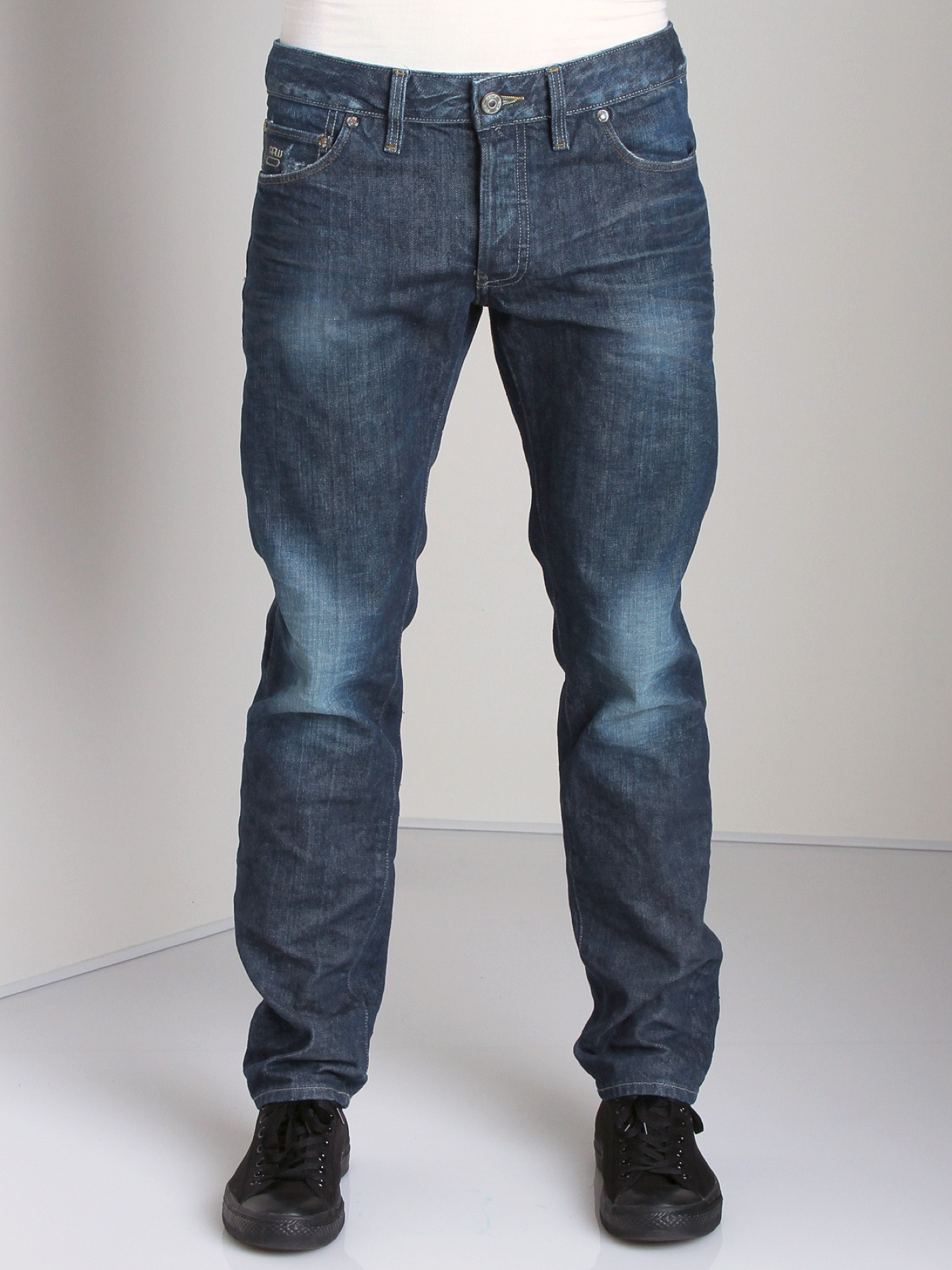 4dcd11f2564 G-Star 3301 Low Tapered Jeans Red Listing 50778.4638.89 at International  Jock