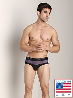 Go Softwear Provocateur Low Rise Brief Black/Blue