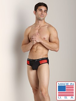 Go Softwear Provocateur Athletic Brief Black/Red