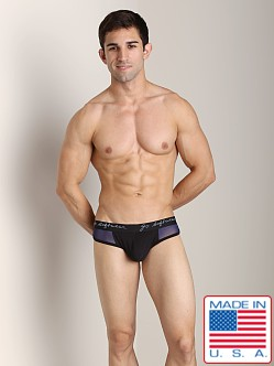 Go Softwear Provocateur Athletic Brief Black/Blue