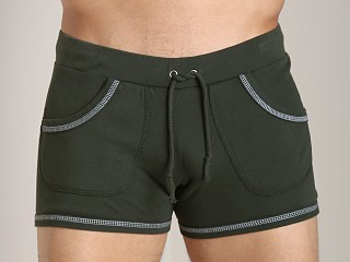 Complete the look: Go Softwear 100% Cotton Sport Short Olive