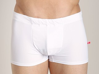Complete the look: Go Softwear Enhancing Square Cut Swim Trunk White