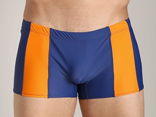 You may also like: Go Softwear Eros C-Ring Swim Trunk Navy/Orange