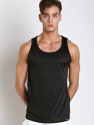 Pump! 07 Ninja Mesh Tank Black on Black