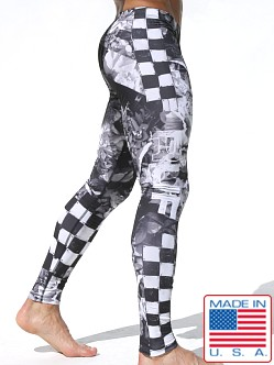 Rufskin Flascar All Over Photoprint Leggings