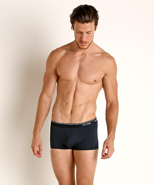 Calvin Klein CK One Micro 3-Pack Low Rise Trunk Perth/Shoreline/