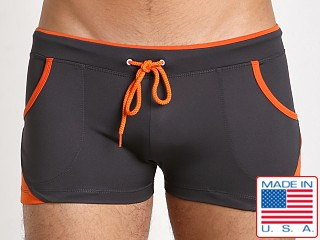 Pistol Pete Avenger Short Charcoal