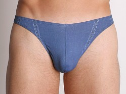 Tulio Denim Look Thong