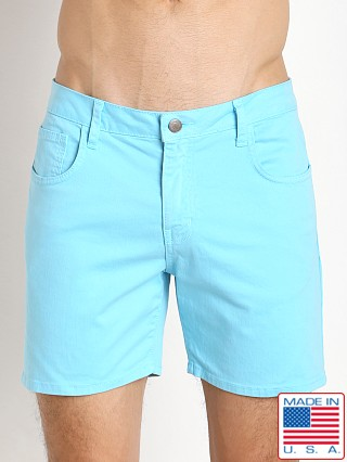 Timoteo Daytona Short Powder Blue