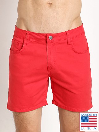 Timoteo Daytona Short Red