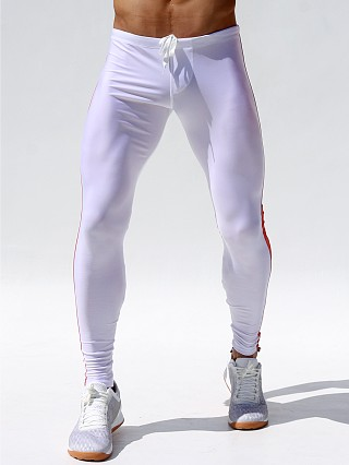 Complete the look: Rufskin Trophy Stretch Tights White/Orange/Sky