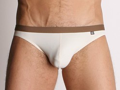 Tulio Power Lifter Slinky Brief Nude/Brown