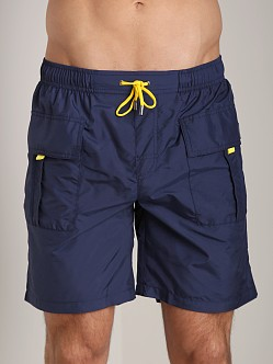 Hugo Boss Dragonetfish Swim Boxer Navy