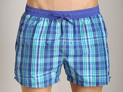 Hugo Boss Catshark Swim Shorts Blue