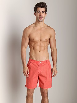 Hugo Boss Sunfish Swim Boxer Orange