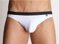 Tulio Power Lifter Slinky Brief White/Black