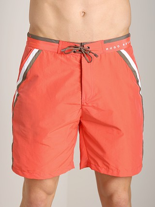 Hugo Boss Rainbowfish Swim Boxer Orange