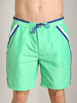 Hugo Boss Rainbowfish Swim Boxer Green