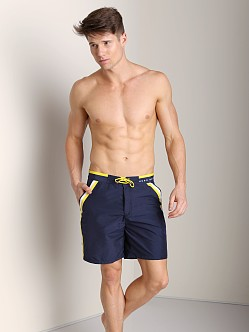 Hugo Boss Rainbowfish Swim Boxer Navy