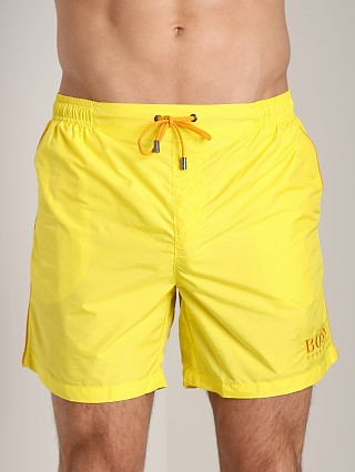 Hugo Boss Barracuda Swim Shorts Yellow